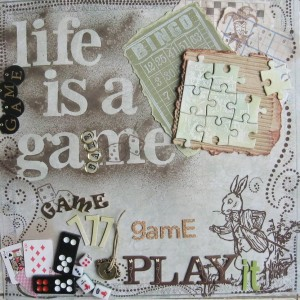 Life is a game - items